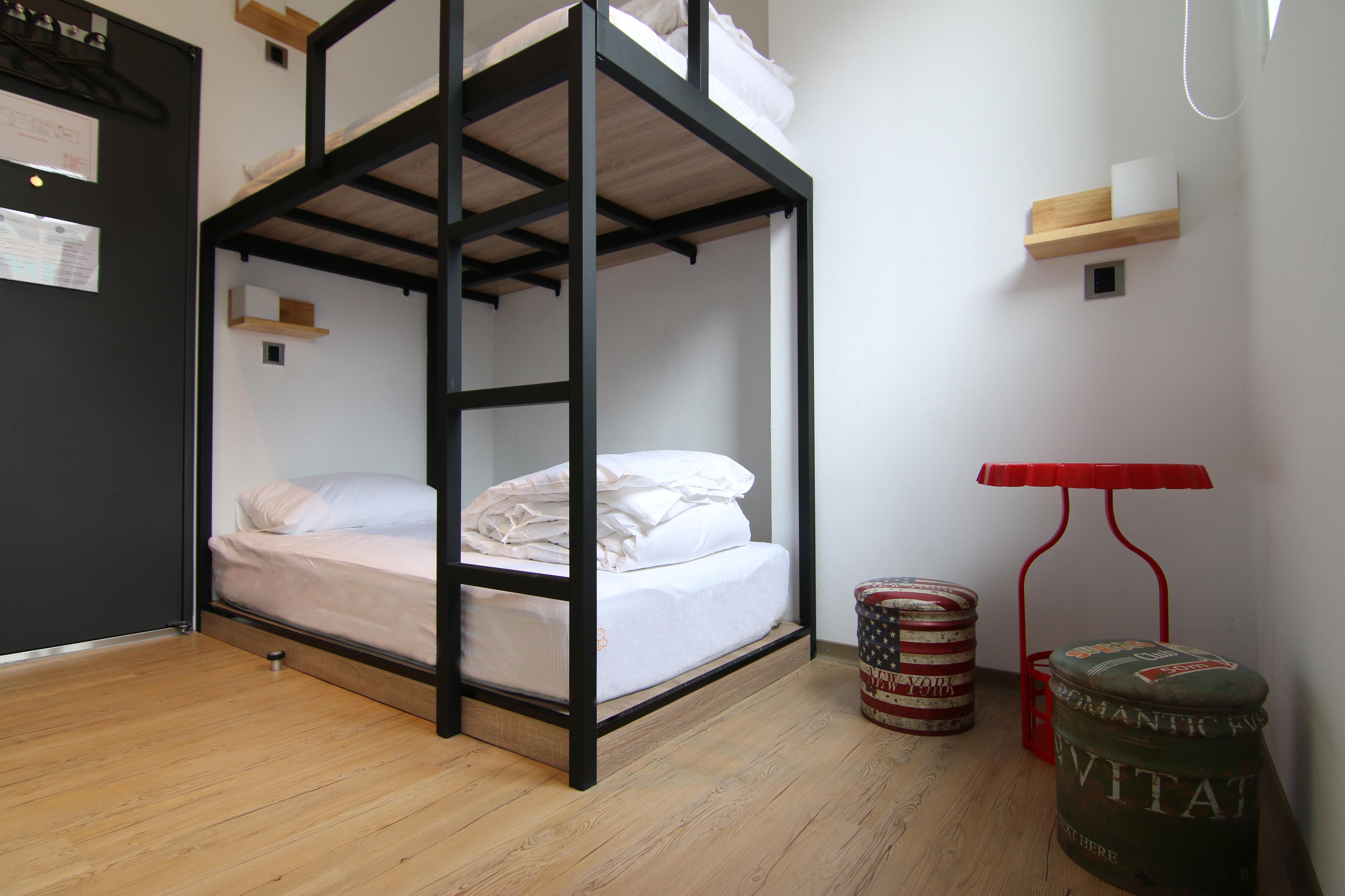 舒適2人房